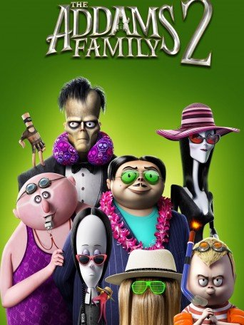 LA FAMILIA ADDAMS 2 LA GRAN ESCAPADA
